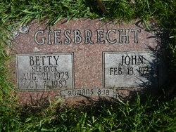 John Giesbrecht