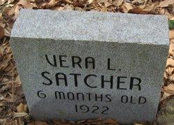 Vera Loveless Satcher