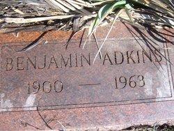Benjamin Owen Ben Adkins