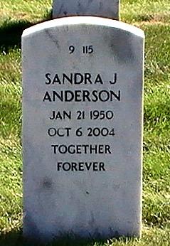 Sandra Jean <i>Brumbaugh</i> Anderson