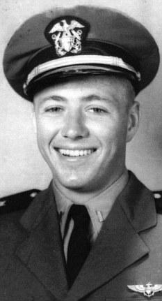 LtJg James McCready Huston, Jr