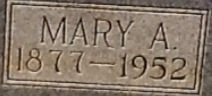 Mary Ann <i>Pool</i> Ashby