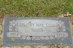 Shirley Mae Waits