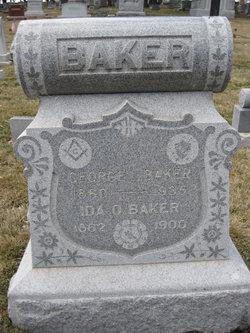 George L Baker
