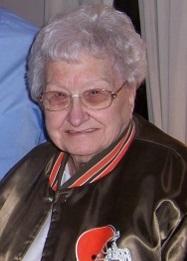Frances June <i>HORNBACH</i> Joseph