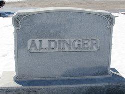 Agnes L. <i>Calaman</i> Aldinger