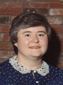 Rose Ann <i>Dannelley</i> Bacon