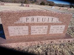 Lizzie <i>Boase</i> Preuit