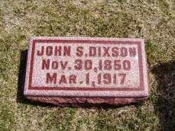 John Selkirt Dixson