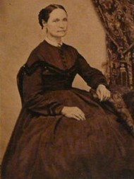 Mary Ann <i>Perkins</i> Waite
