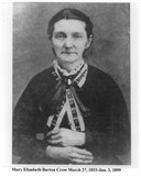 Mary Elizabeth <i>Barton</i> Crow