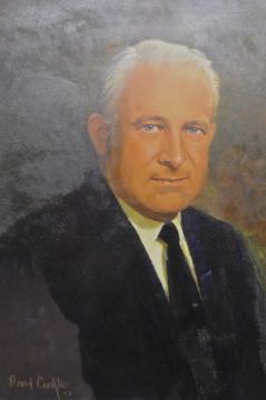 Gen Robert W. Dutch Waltz