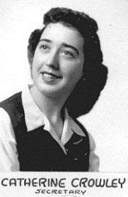 Catherine A. <i>Crowley</i> George