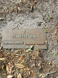 Arline Jeanette <i>Hinely</i> May
