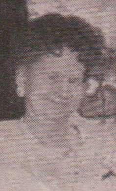 Ida Marie <i>Obray</i> Cooley