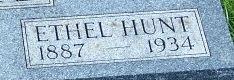 Ethel <i>Hunt</i> Blake