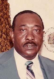 Rev James Davis Clark
