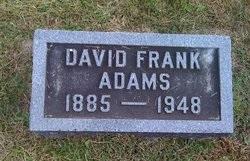 David Franklin Frank Adams