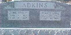 Nancy Jane Adkins