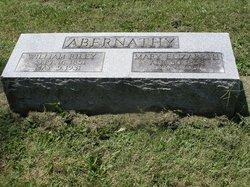 Mary Elizabeth <i>Dodson</i> Abernathy