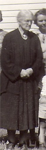 Elizabeth Frances <i>Morgan</i> Ford