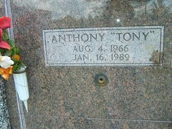 Anthony D. Tony Madding