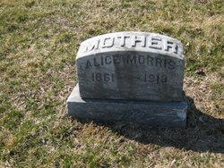 Alice <i>Bateman</i> Morris