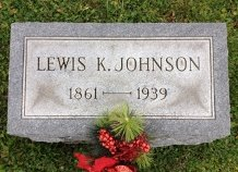 Lewis Kirk Johnson