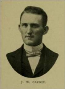 Rev John Wooten Carson