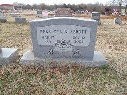Reba <i>Crain</i> Abbott