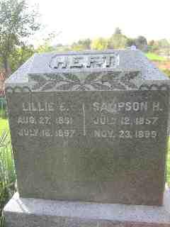 Sampson H. Heft