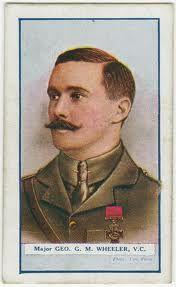 Maj George Godfrey Massy Wheeler
