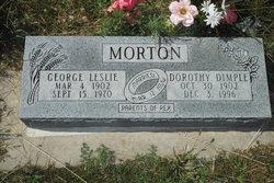 George Leslie Morton