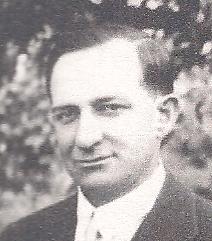 Rev Glen Arthur Morton
