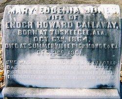 Mary Eugenia <i>Jones</i> Callaway