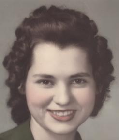Nancy Ellen <i>Sayger</i> Baker