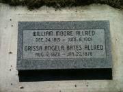 Orissa Angela <i>Bates</i> Allred