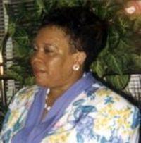 Gloria Hamilton <i>Grigsby</i> Allen