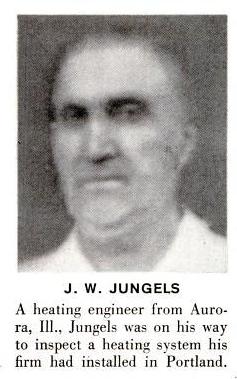 John W Jungels