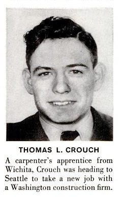 Thomas L Crouch