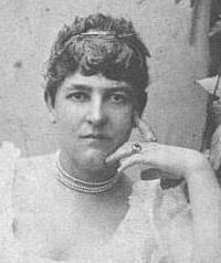 Frances Matilda Fanny <i>Van De Grift</i> Stevenson
