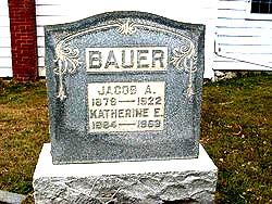 Jacob A Bauer