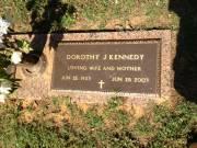 Dorthey Jean <i>Saunders</i> Kennedy