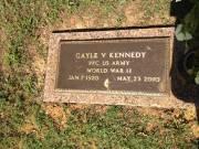 Gayle V. Kennedy