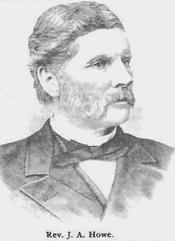 Rev James A Howe