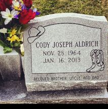 Cody Joseph Aldrich