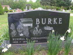 Geraldine L. <i>Cunningham</i> Burke