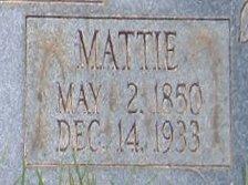 Martha Irene Mattie <i>Foster</i> Bedingfield