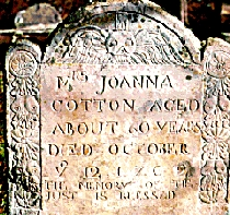 Joanna <i>Rossiter</i> Cotton