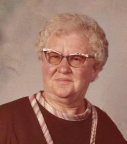 Leona Margaret <i>Lanham</i> Anderson